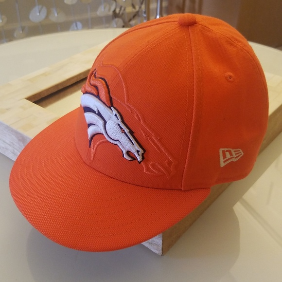 New Era Accessories - Denver Broncos New Era Fitted Cap 59Fifty 869cece92